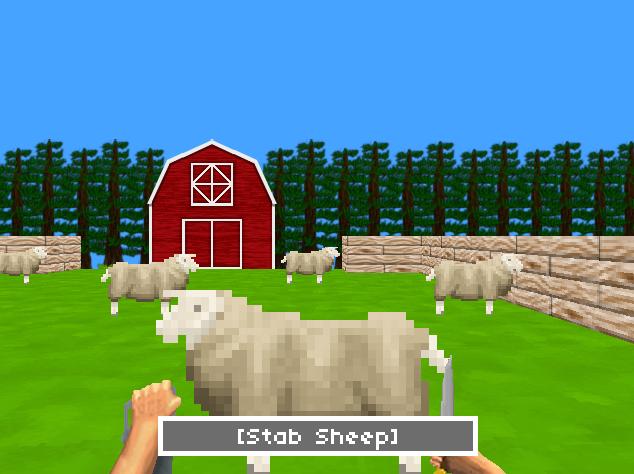 moirai stab sheep