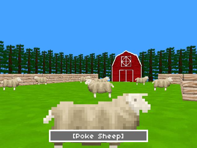 morai sheep