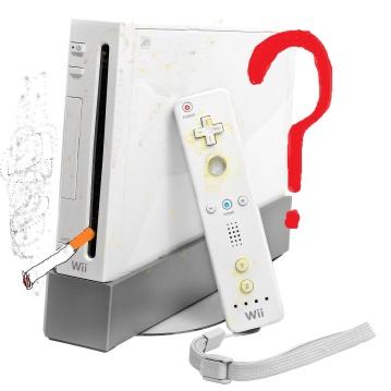 Haggard Wii-console